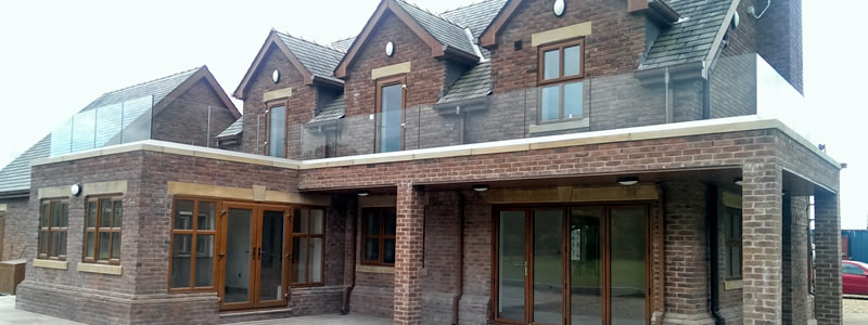 glass balcony bolton bespoke glass balconies northwest
